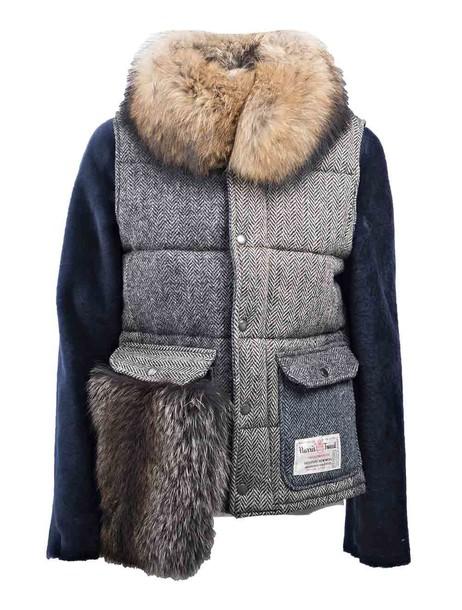 Night Market coat fur brown