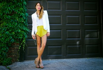 the marcy stop jacket t-shirt shorts bag jewels shoes