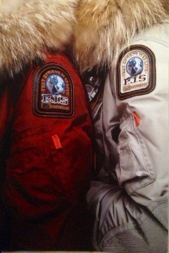 coat red jacket red jacket\ white jacket