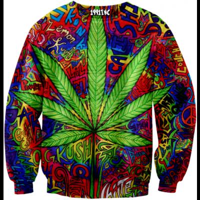 ☮♡ og kush sweater ✞☆