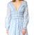 Zimmermann Winsome Tea Dress - Sky
