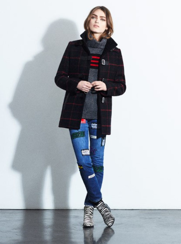 coat fashion lookbook claudie pierlot