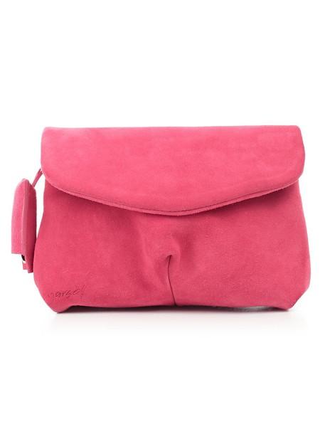 bag shoulder bag purple
