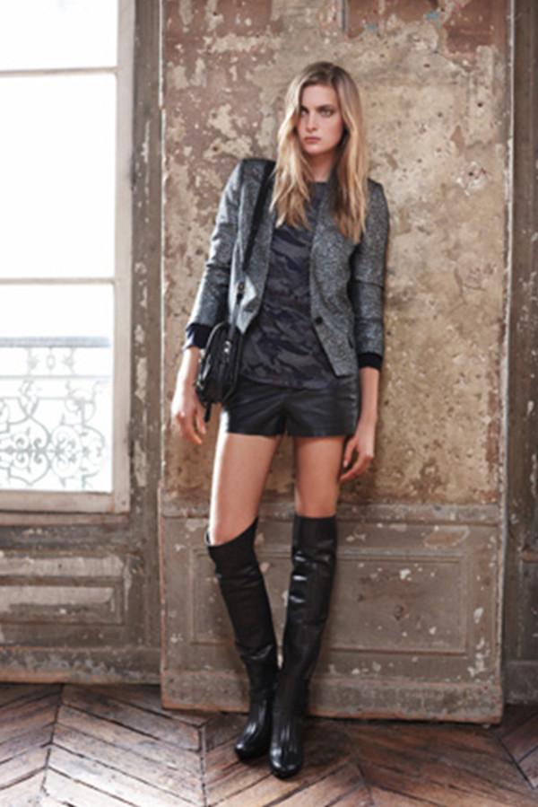 jacket lookbook fashion berenice