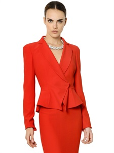 JACKETS - ALEXANDER MCQUEEN -  LUISAVIAROMA.COM - WOMEN'S CLOTHING - SPRING SUMMER 2014