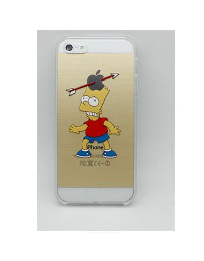 Iphone 6 plus, fashion, simpsons, bart