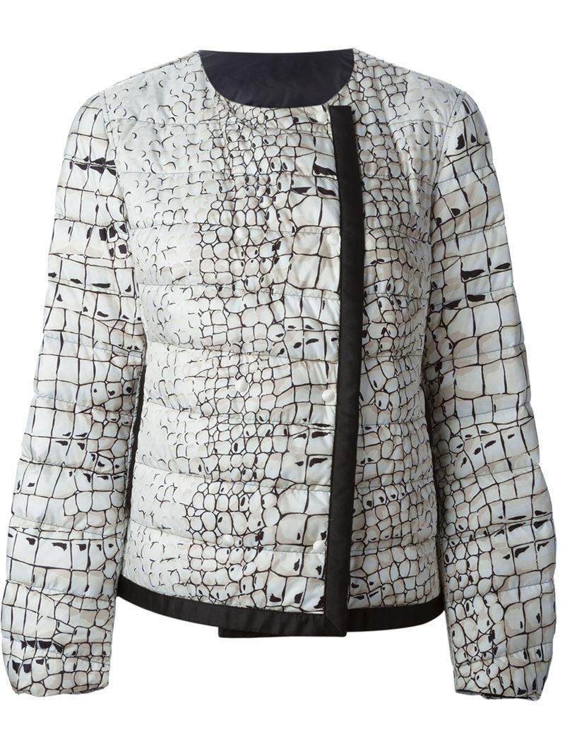 Chloé Wool cape jacket with adjustable sleeves in orange