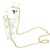 CHANEL Clear Plexiglass 'No. 5' Perfume Bottle Clutch W. Chain Strap c. 2014 at 1stdibs