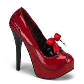 red shoes,high heels,red bow,shoes