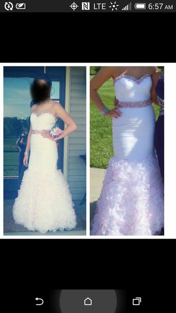 dress prom prom dress prom gown mermaid prom dress mermaid prom dress mermaid wedding dress mermaid dresses white dress pink dress homecoming dress