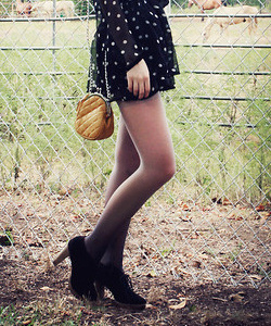 Ombre tights · fashion struck · online store powered by storenvy