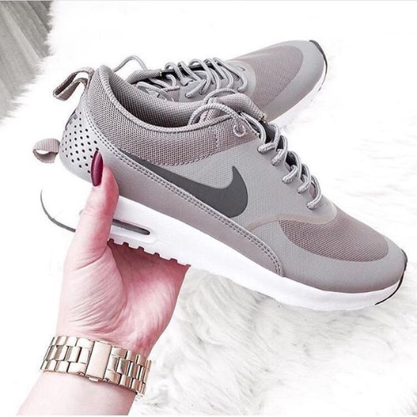 czech nike air max thea silver light grey af358 3c793