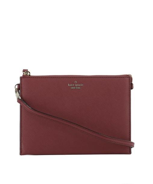 Kate Spade bag shoulder bag leather red