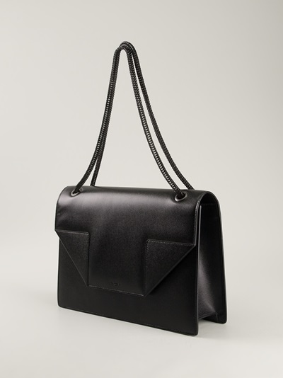 Saint Laurent Large 'betty' Shoulder Bag - Tessabit - Farfetch.com