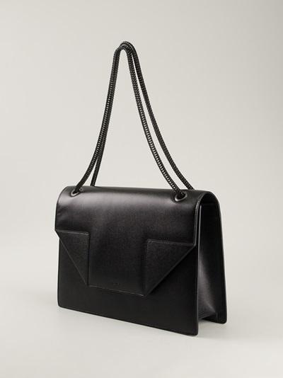 Saint Laurent Large 'betty' Shoulder Bag - Tessabit - Farfetch.com