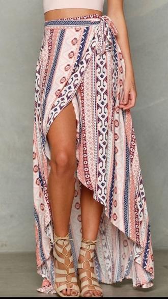 skirt wrap skirt pattern long maxi
