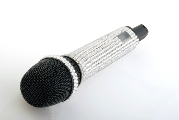 how to make a mic cover