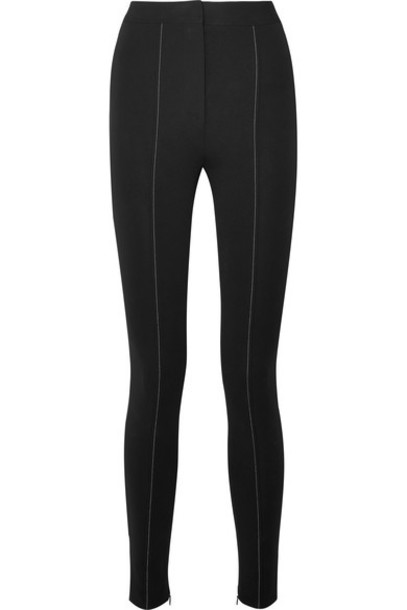 Altuzarra pants skinny pants black