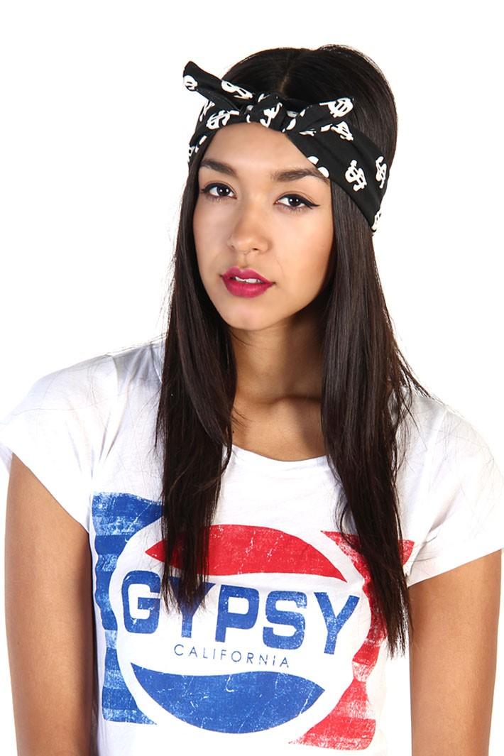 $$$ headband - black
