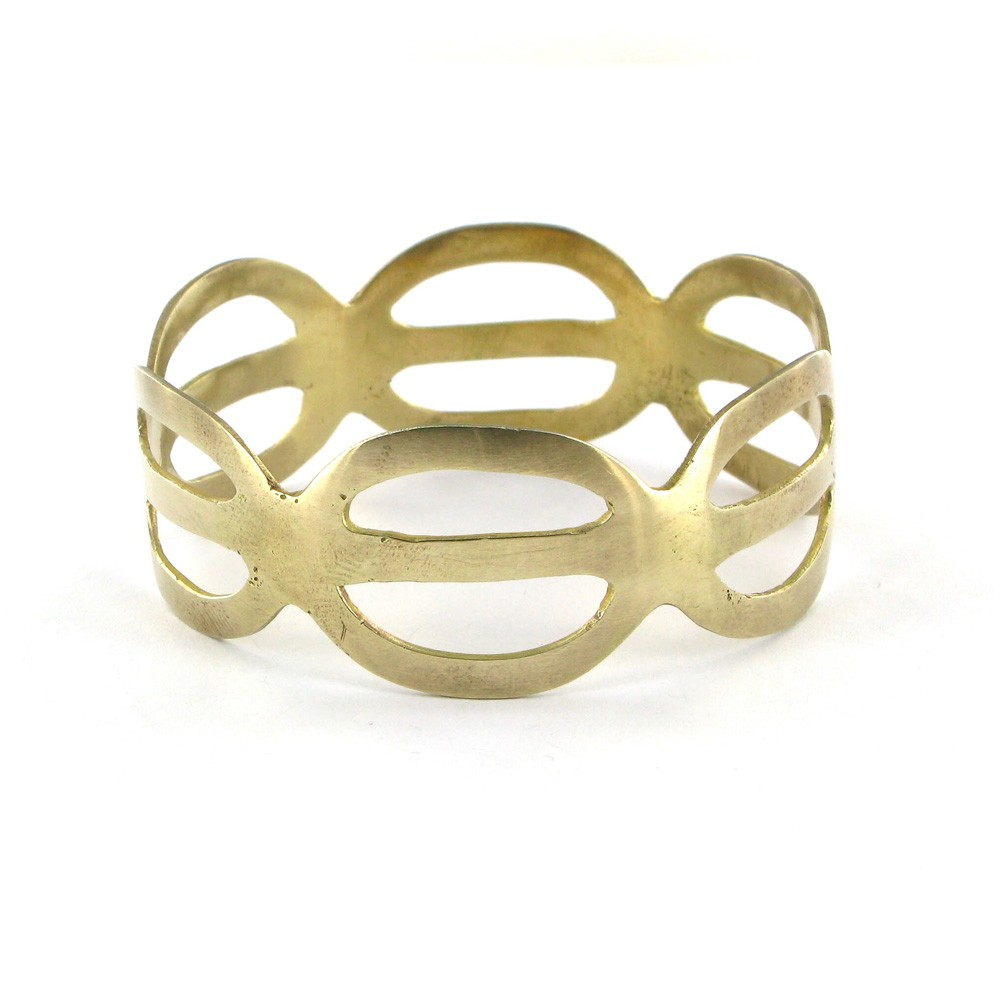 Kisungi Bangle - Bracelets - Jewellery Made UK