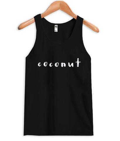 coconut tanktop