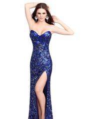 dress,blue,sequins,maxi dress,strapless,primavera,prom girl,strapless dress,prom dress