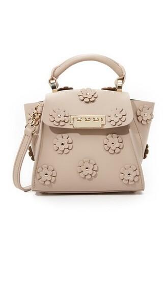 mini embellished bag mini bag blush