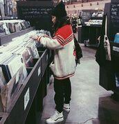 sweater,jumper,red jumper,white jumper,vintage,90s style,oversized,shoes
