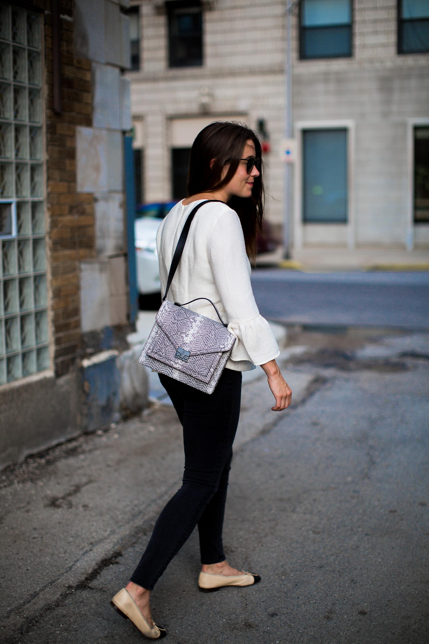 My Favorite Handbags - Sequins & Stripes