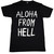 Aloha From Hell | THE CAST