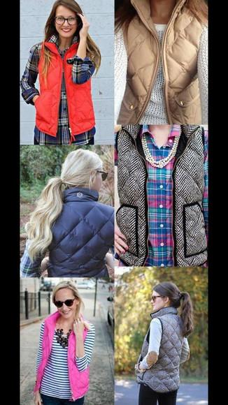 gilet jacket winter/autumn