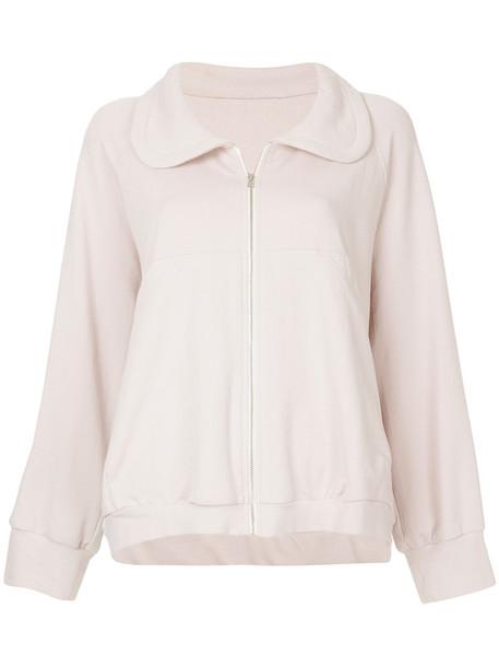 Zambesi jacket women spandex cotton purple pink