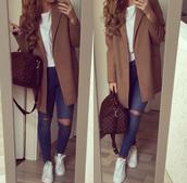 coat,beige jacket,camel coat,beige,beige coat,creme,marron,long,cold,trench coat,brown coat