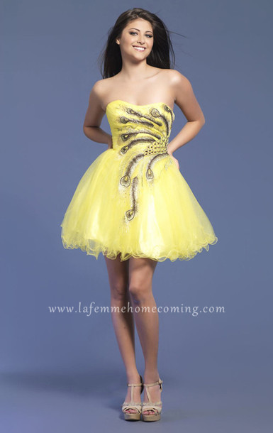 dress dave and johnny 7699 short homecoming dress