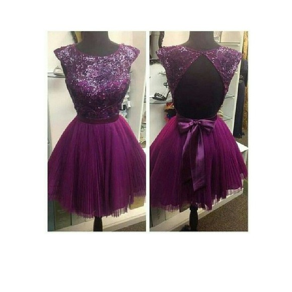 backless dark purple cocktail dress girly purple dress purple prom dresses homecoming dress prom dress classy bows openbackpromdress openbackdress backless instagram