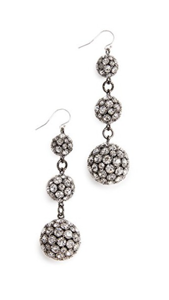 Lulu Frost triple earrings jewels