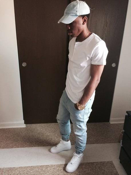 Black Guy Jeans - Xtellar Jeans