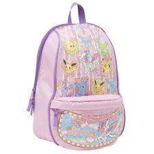Pokemon Center Original Rucksack Backpack Bag Eevee Pikachu Sylveon