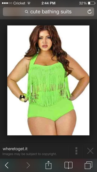 swimwear swimwear two piece green swimwear plus size swimwear plus size swimsuits cute bathing suit