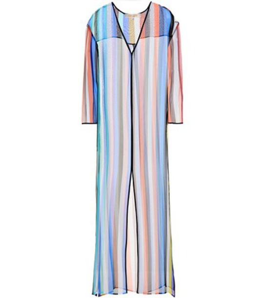 Diane Von Furstenberg silk swimwear