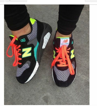 shoes new balance multi colored womens shoes