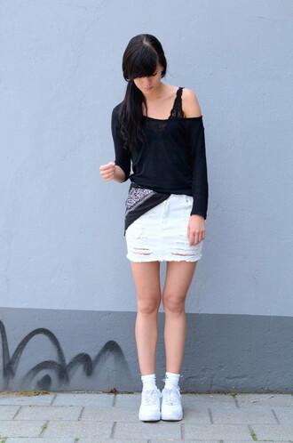 lovely by lucy top underwear skirt socks tank top