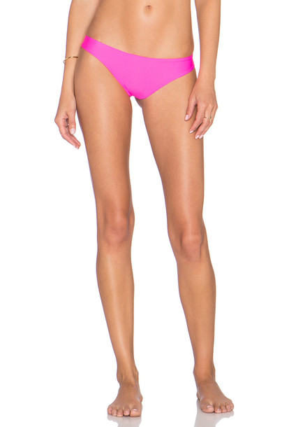 Stone Fox Swim bikini pink