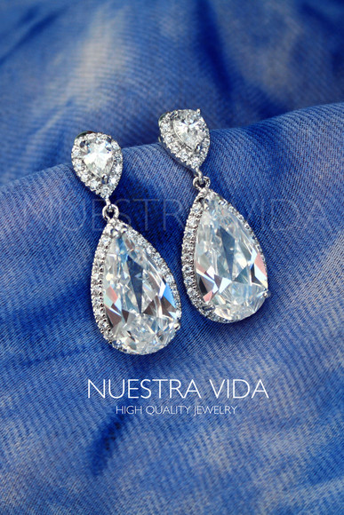 jewels earrings zircon jewelry earrings crystals zircon earring sophisticated luxury crystals earrings