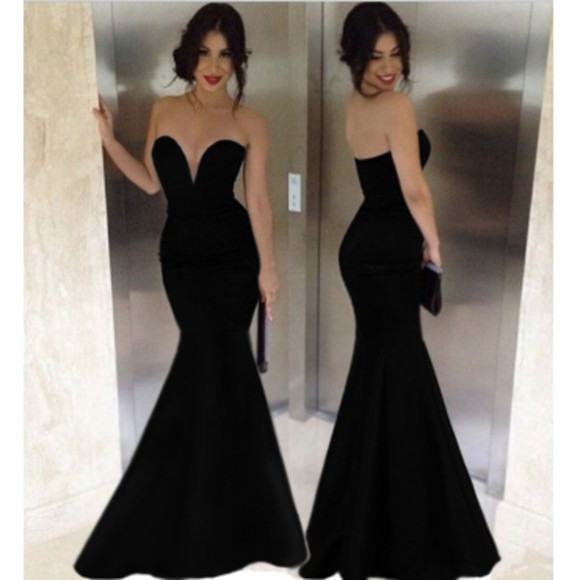 off the shoulder strapless ball ball gown maxi loveheart sweetheart dress trail lovelywholesale