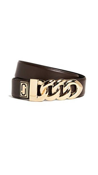 Marc Jacobs belt brown