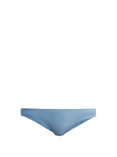 Ephemera bikini classic blue swimwear