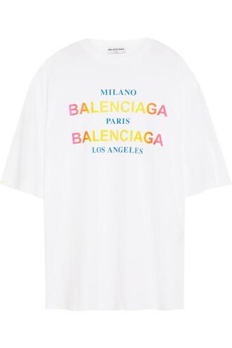 t-shirt shirt white cotton top