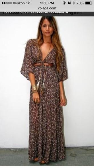 dress boho dress summer dress boho bohemian