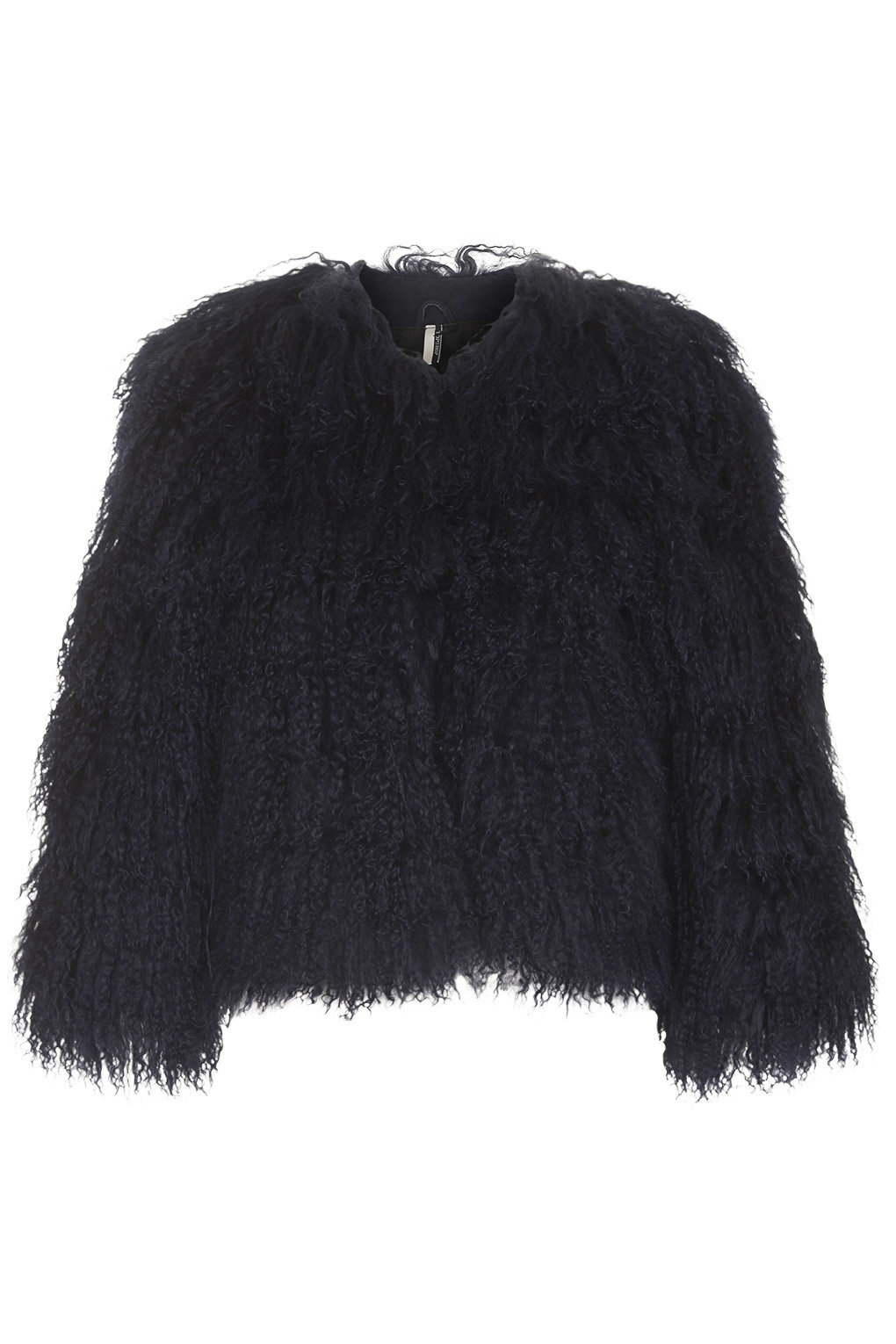 **mongolian sheepskin jacket
